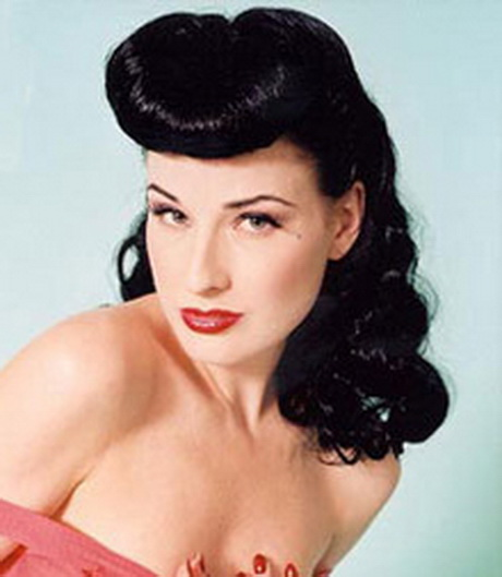 pin up hairstyle with weave gallery