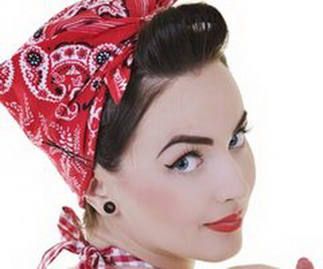 Lastest Pin Up Hairstyle For Short Hair