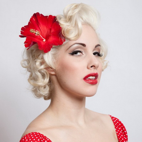 Amazing Pin Up Hairstyles For Short Hair 15 Pin Up Hairstyles Easy To Make