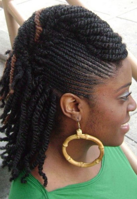 Galerry pin up hairstyles for black women