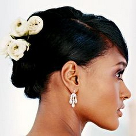 Wedding bridal hairstyles 2012 part 2 - Pin Up Hairstyles For Black Women