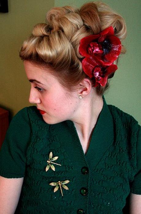 Pin Up Hairstyles For Medium Hair