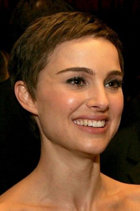 Pixie Crop Haircut