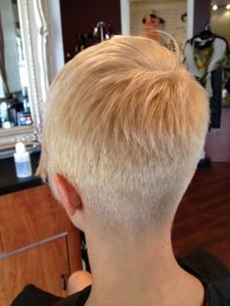 pixie haircut back view Quotes