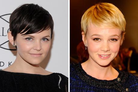 Pixie haircut celebrities