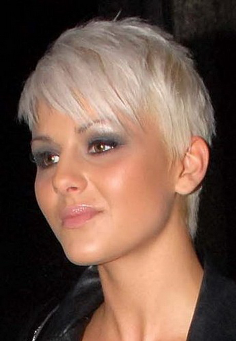 Hairstyles Very Thin Hair : beautiful short pixie haircuts styles short hairstyles 2014