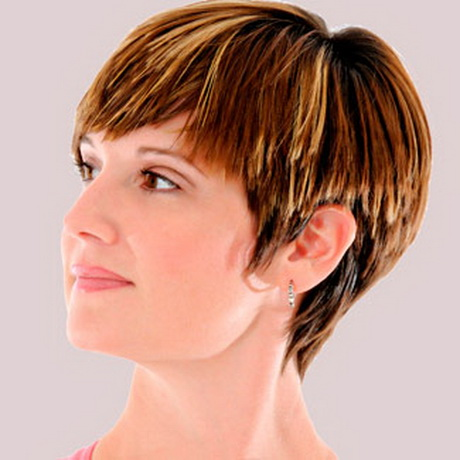 Modern Pixie Haircut for Older Women Best Pixie Haircut for Older ...