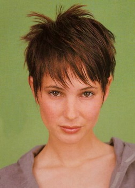 Photo Gallery of the Care Pixie Hairstyle