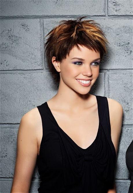 Pixie Haircuts 2014
