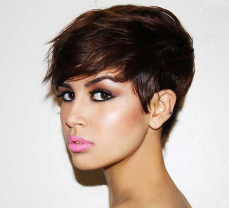 35 Short Haircuts for Thick Hair   Short Hairstyles 2014   Most …