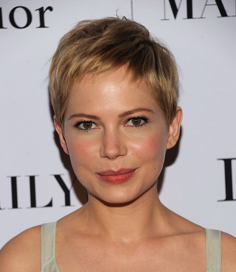 Extra Short Pixie Haircut for Older Women