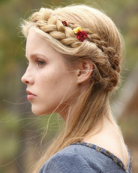 Hairstyles For Long Hair Plaits : Plait hairstyles for long hair