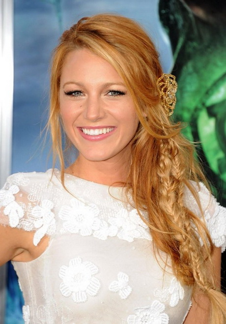 Hairstyles For Long Hair Plaits : Hairstyles for Long Hair Blake Lively Hair Picture of Braid Hairstyles ...