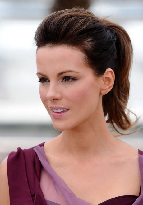 Loose ponytail celebrity loose ponytail hair styles photo gallery
