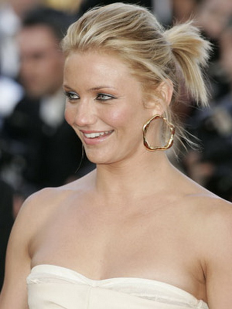 Hairstyles For Short Hair In Ponytail : Ponytail hairstyles for short hair