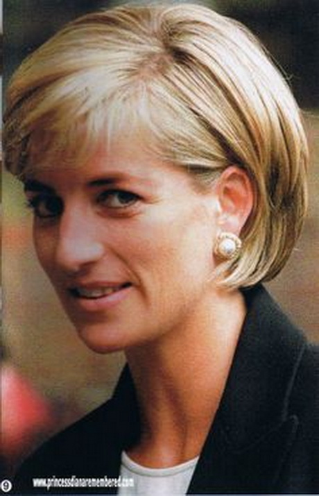 Hairstyles Photos : Princess diana hairstyles short hair