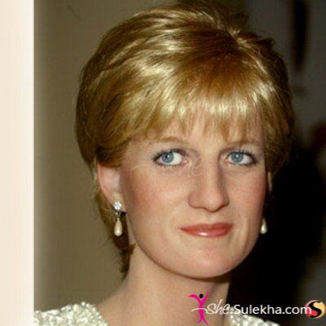Haircuts Front And Back furthermore Princess Diana Hairstyles Short ...