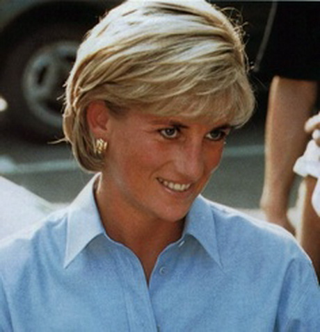 Princess Diana hairstyles express an elegant and sophisticated style ...