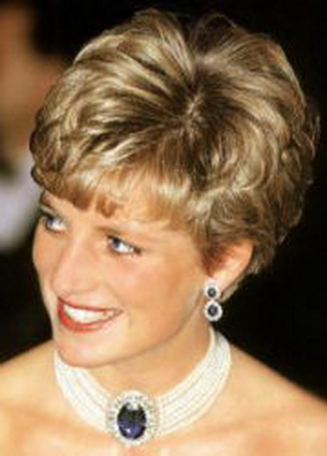 Princess Diana Hairstyles