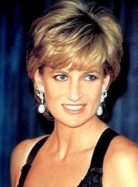 Princess Diana Hairstyles Short