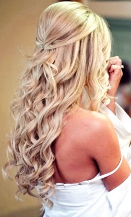 Long Hair Prom Down Dos : Prom down hairstyles for long hair