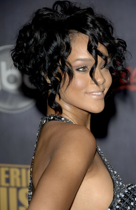 Prom Hairstyles For African Americans