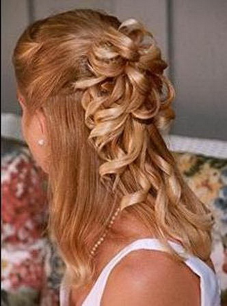 Prom Hairstyles For Layered Hair