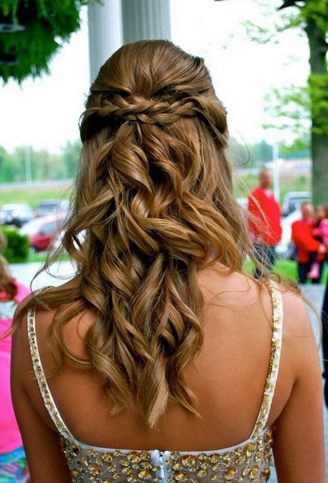 Hairstyle For Prom : 19 prom hair ideas beautiful prom hairstyles for 2014