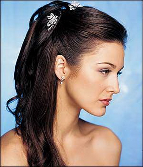 Prom Hairstyles For Straight Hair
