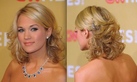 medium length prom hairstyles 2010 prom hairstyles zimbio