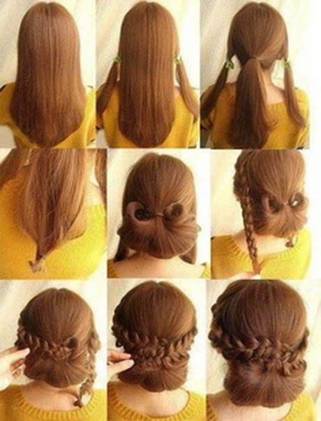 Popular Creative Hairstyles That You Can Easily Do At Home