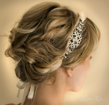 prom hairstyles with headband. Black Bedroom Furniture Sets. Home Design Ideas