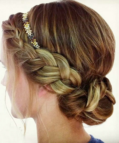 hairstyles with kanekalon hair : Prom hairstyles with headband