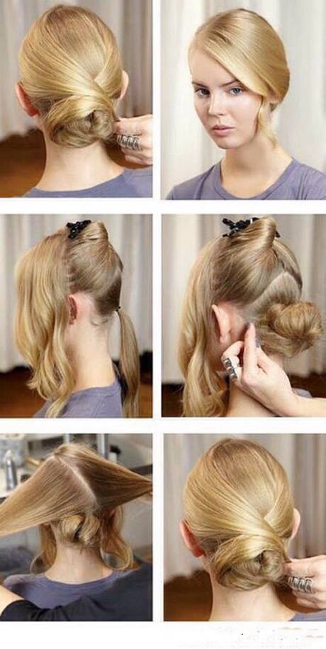 Prom Night Hairstyle