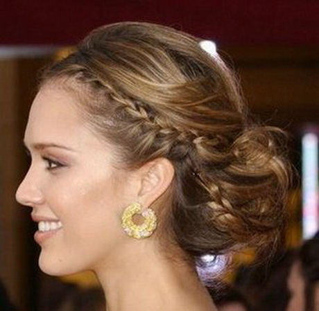 Prom Updo Hairstyles For Medium Length Hair Eogvnf