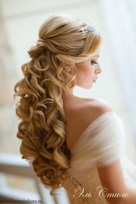Pulled Back Hairstyles For Long Hair