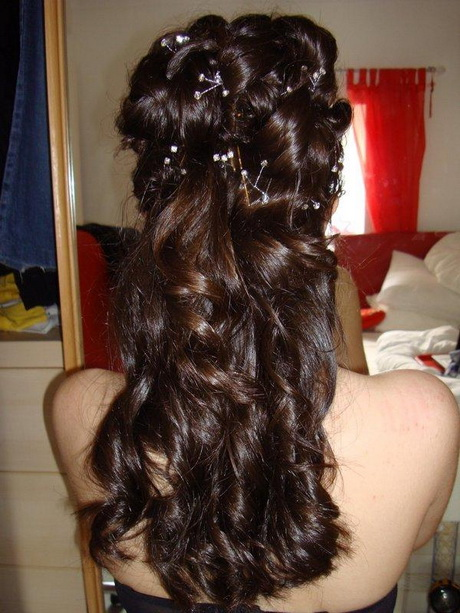 ... Straight Updo Hairstyles for Long Hair Straight hair updo's