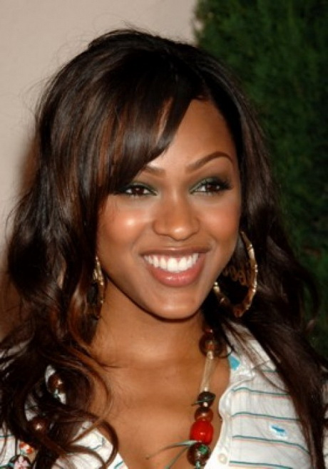 Quick weave long hairstyles for black women