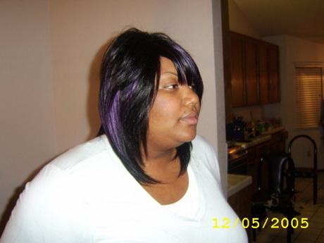 long straight black weave hairstyles with bangs. Deep Wave Weave Hair