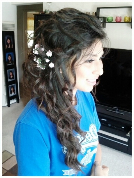 Quinceanera Hairstyles For Long Hair 2 Pictures to pin on Pinterest