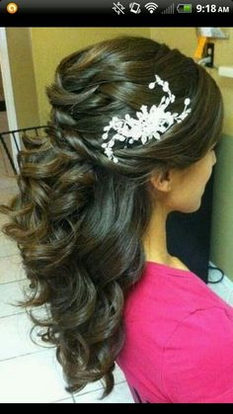 Quinceanera Hairstyles for Long Hair Quinceanera Hairstyles for Long ...