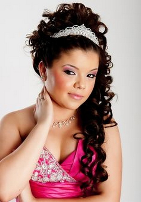 Quinceanera Hairstyles For Long Hair