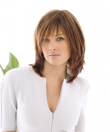 Razor Cut Hairstyles Shoulder Length For Women ...