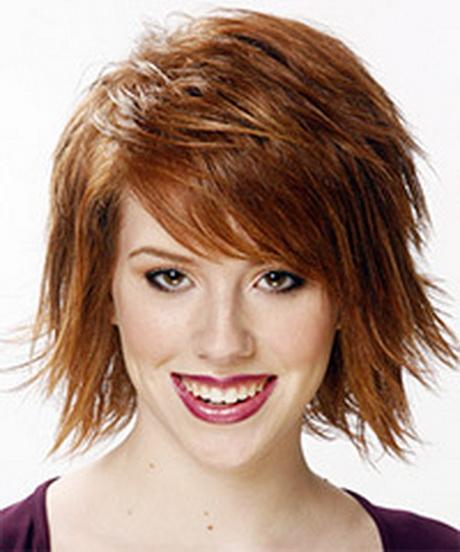 Razor cut medium hairstyles