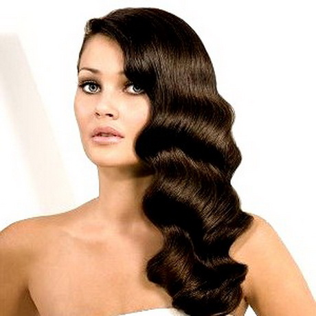 Vintage Hairstyles Long Hair also Vintage Wedding Hairstyles Long Hair ...