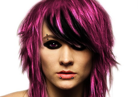 Rock Chick Hairstyles