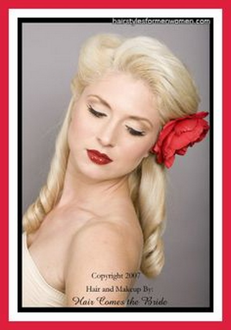 Rockabilly Hairstyles for Long Hair | rockabilly hairstyles tumblr ...