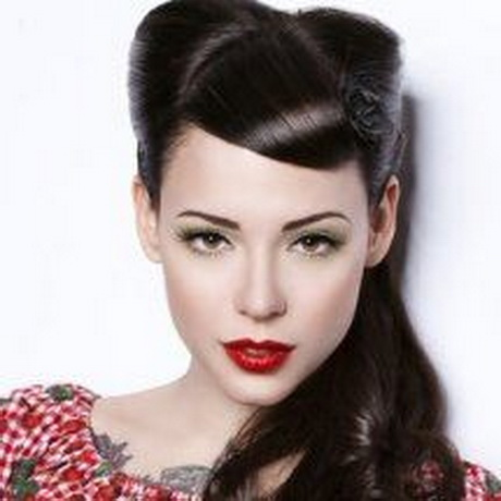 rockabilly hairstyles for short hair : ... Hairstyles For Women Rockabilly Hairstyleswomen Fun All Men Hairstyle