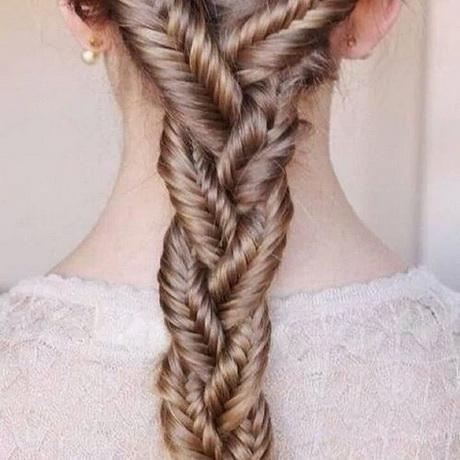Rope Braid Hairstyles