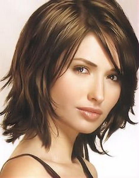 sassy hairstyles for medium length hair : ... Better! Sassy medium-length bob cut. Pinned from. 1001-hairstyles.com